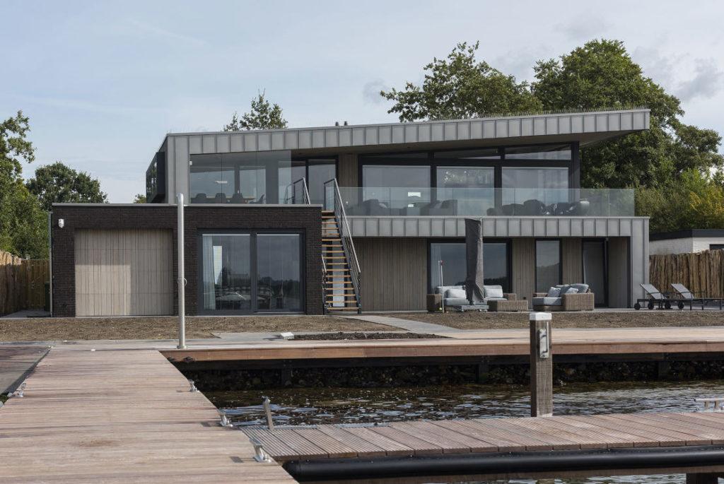 Luxe woning aan het Veerse Meer